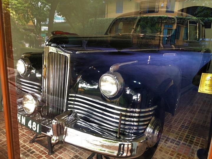 Ngắm nhìn những chiếc ô tô đã từng được phục vụ Bác Hồ - 2