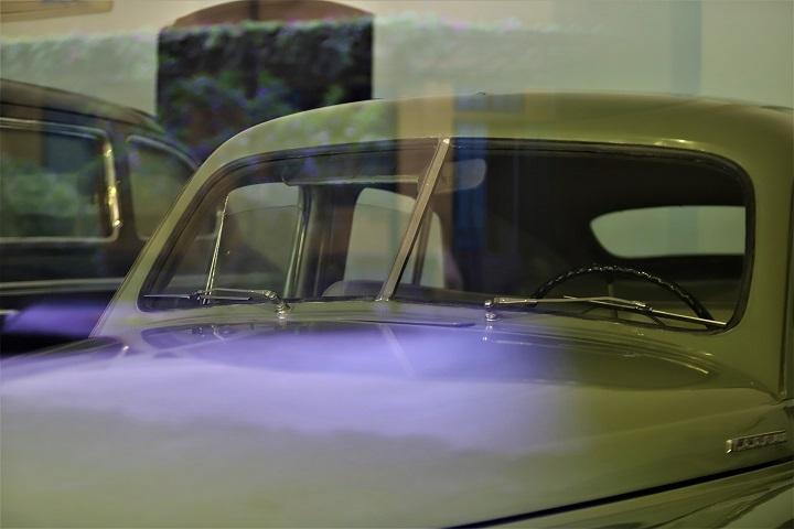 Ngắm nhìn những chiếc ô tô đã từng được phục vụ Bác Hồ - 9