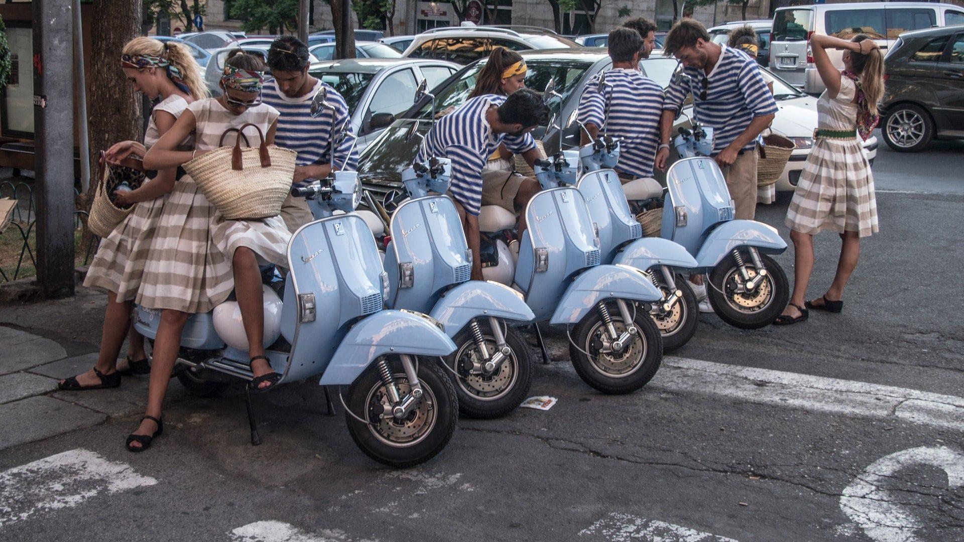 xe máy italy