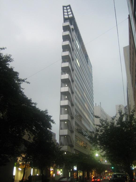"""Bất ngờ với những tòa nhà """"mỏng dính như tờ giấy"""" trên thế giới - 13"""