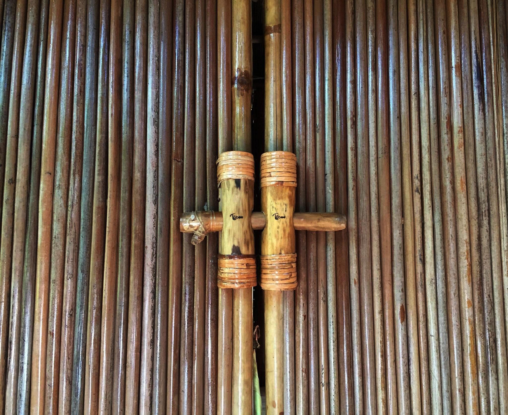 Ngôi nhà độc đáo làm bằng tre và dừa ở Hội An - 12
