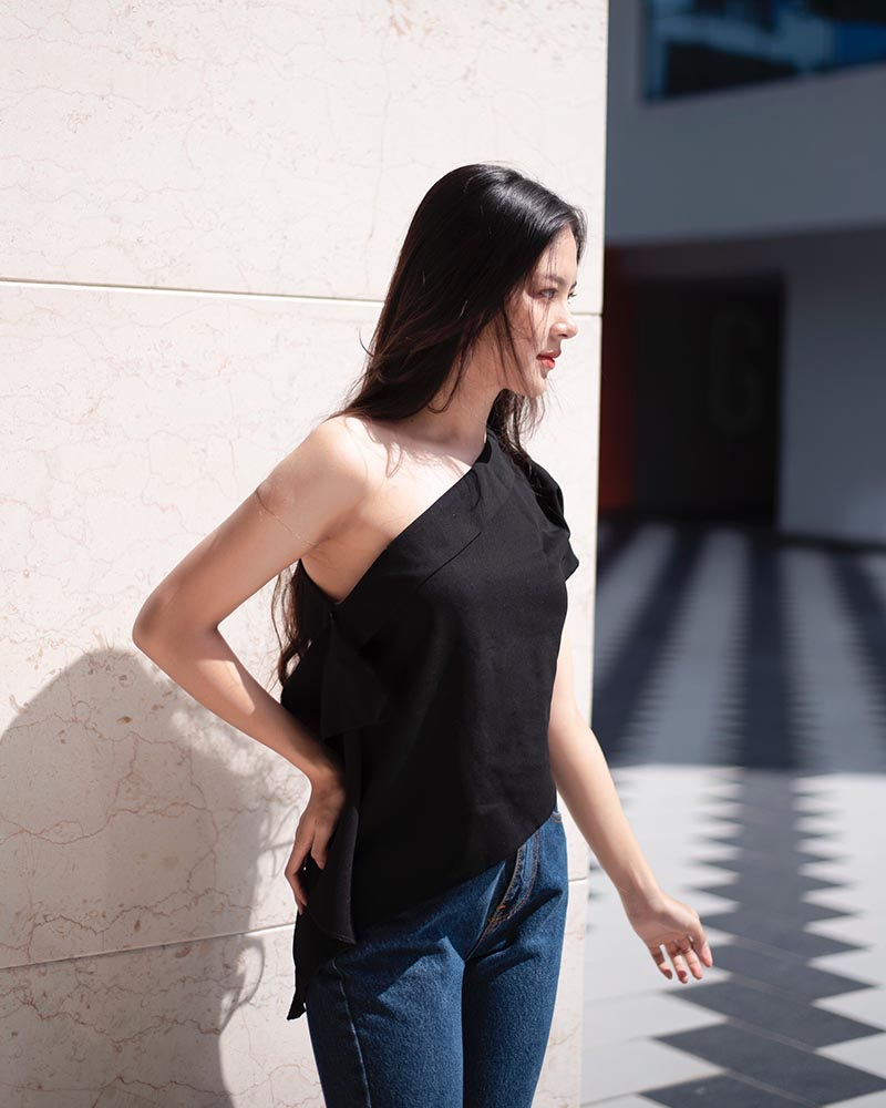 Nữ sinh 10X có nét đẹp giống diễn viên Thái Lan phim Friend zone - 6