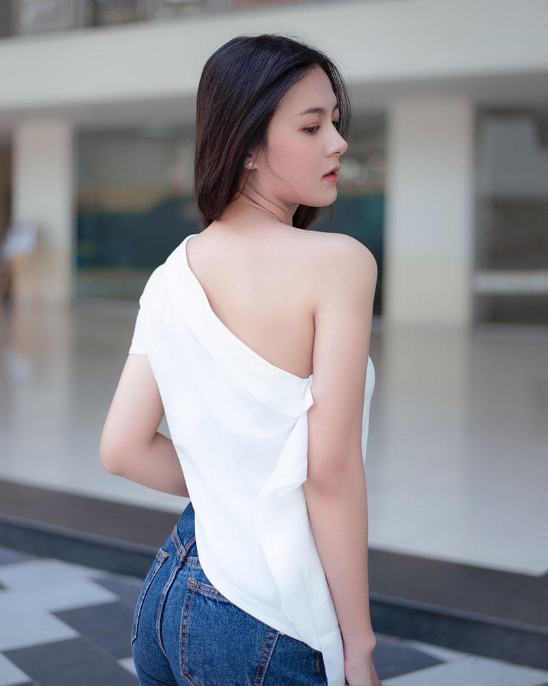 Nữ sinh 10X có nét đẹp giống diễn viên Thái Lan phim Friend zone - 7