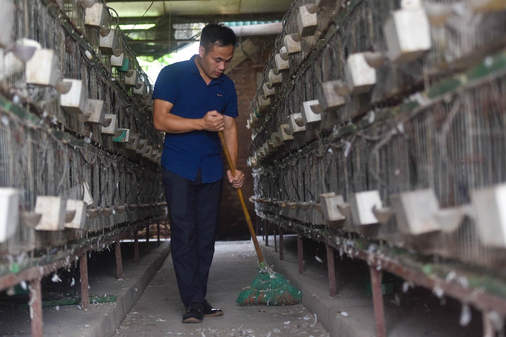 Bỏ nghề lập trình viên về làm nông dân nuôi chim thu 3 tỷ đồng/năm - 10