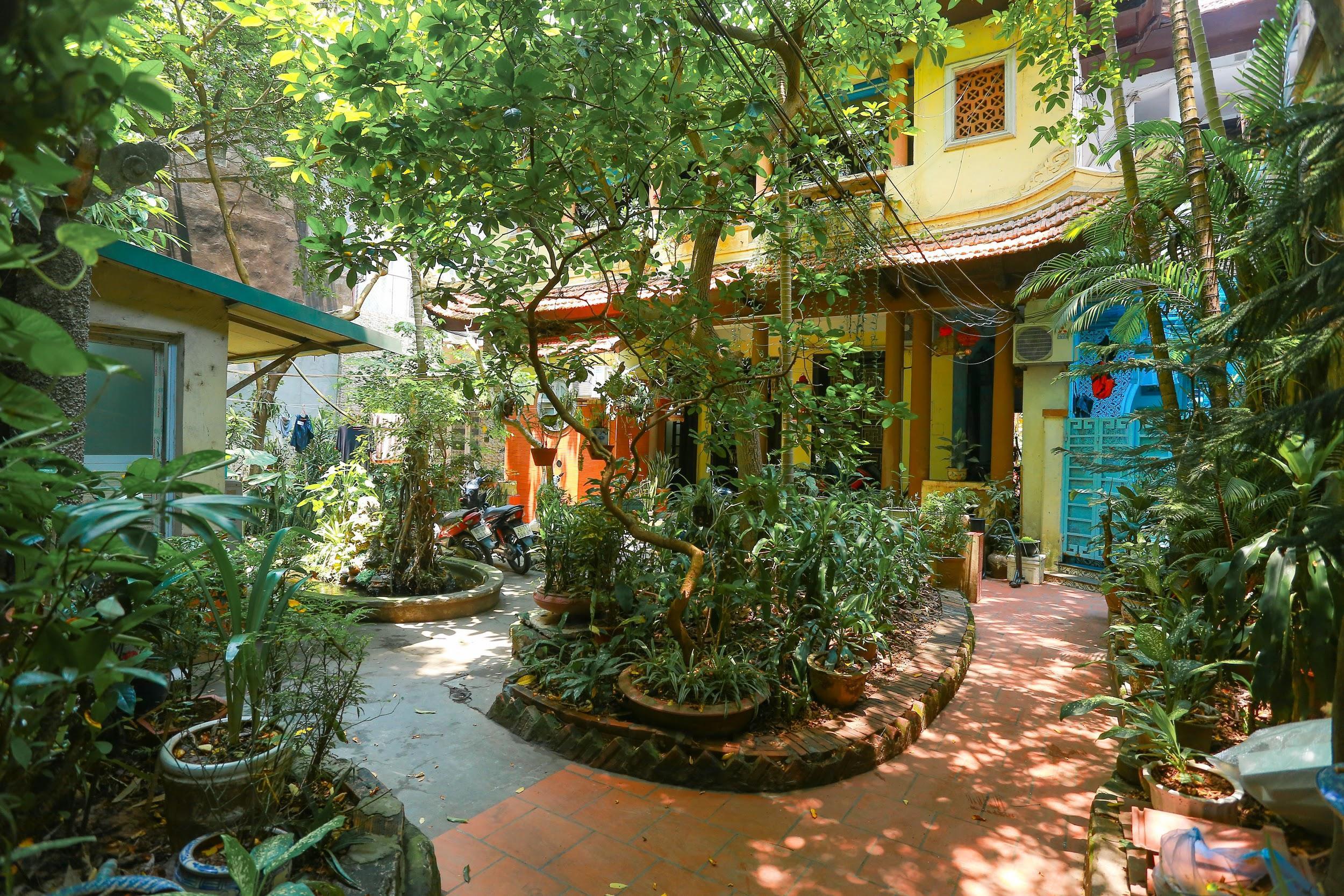 Biệt thự vườn rộng 700m2 của đại gia kim hoàn phố cổ Hà Nội một thời - 3
