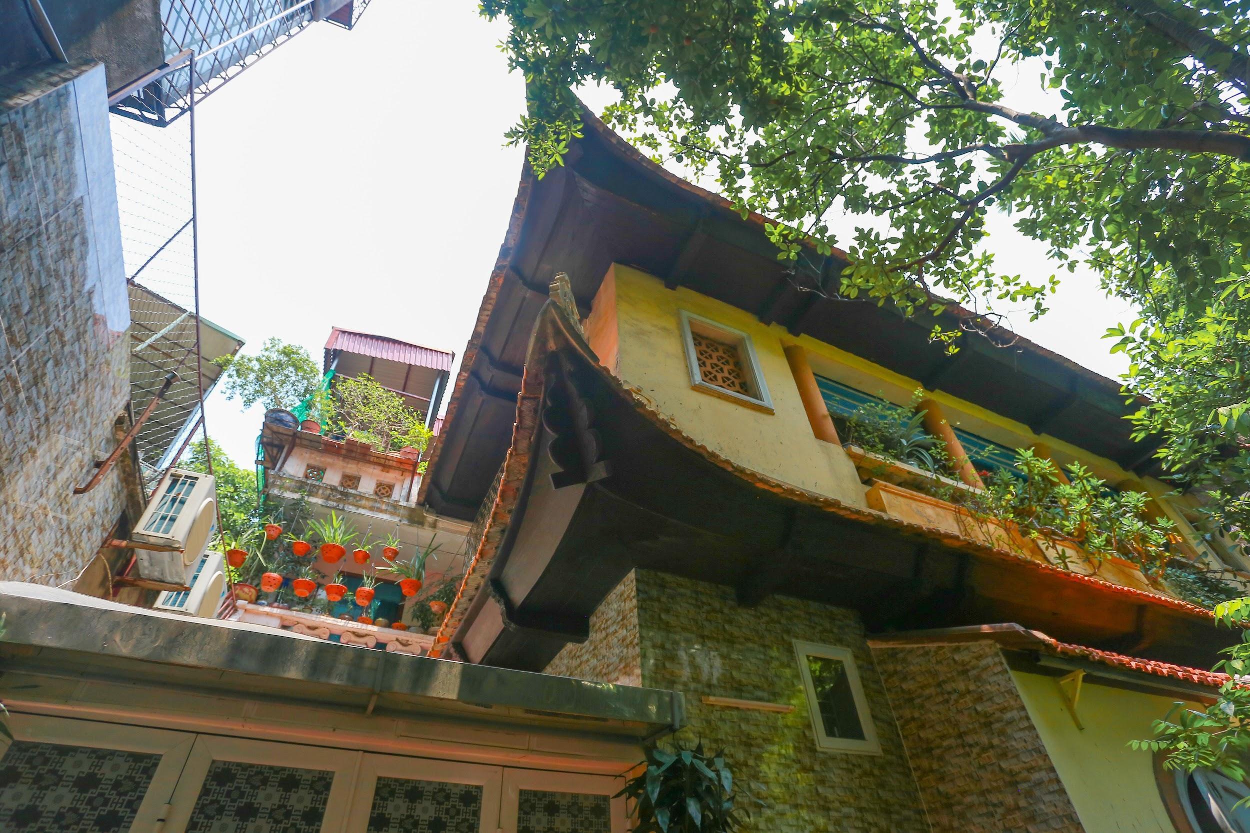 Biệt thự vườn rộng 700m2 của đại gia kim hoàn phố cổ Hà Nội một thời - 8