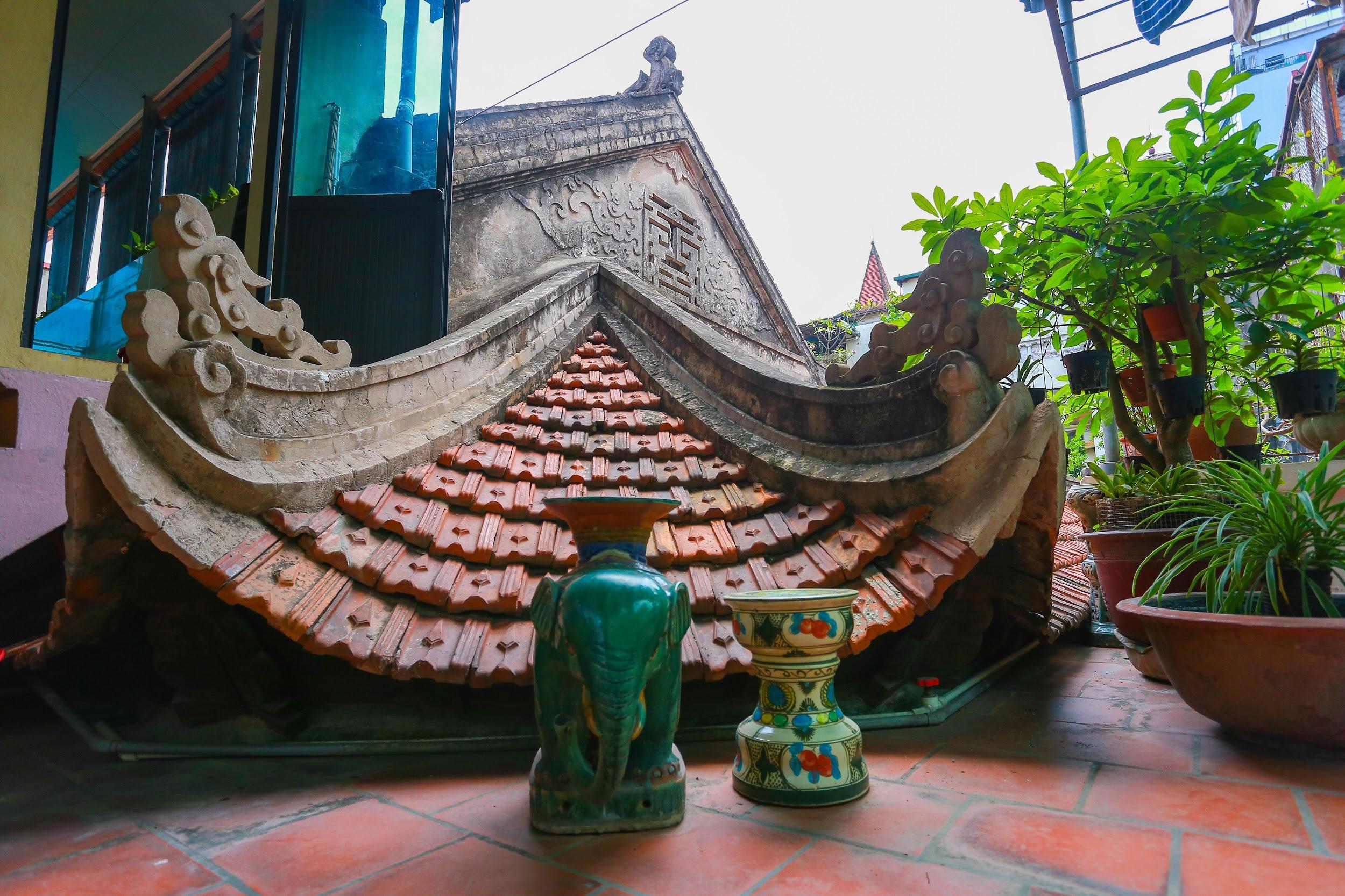Biệt thự vườn rộng 700m2 của đại gia kim hoàn phố cổ Hà Nội một thời - 10