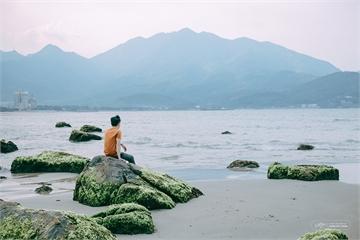 Ngẩn ngơ vẻ đẹp rạn đá Nam Ô ở Đà Nẵng