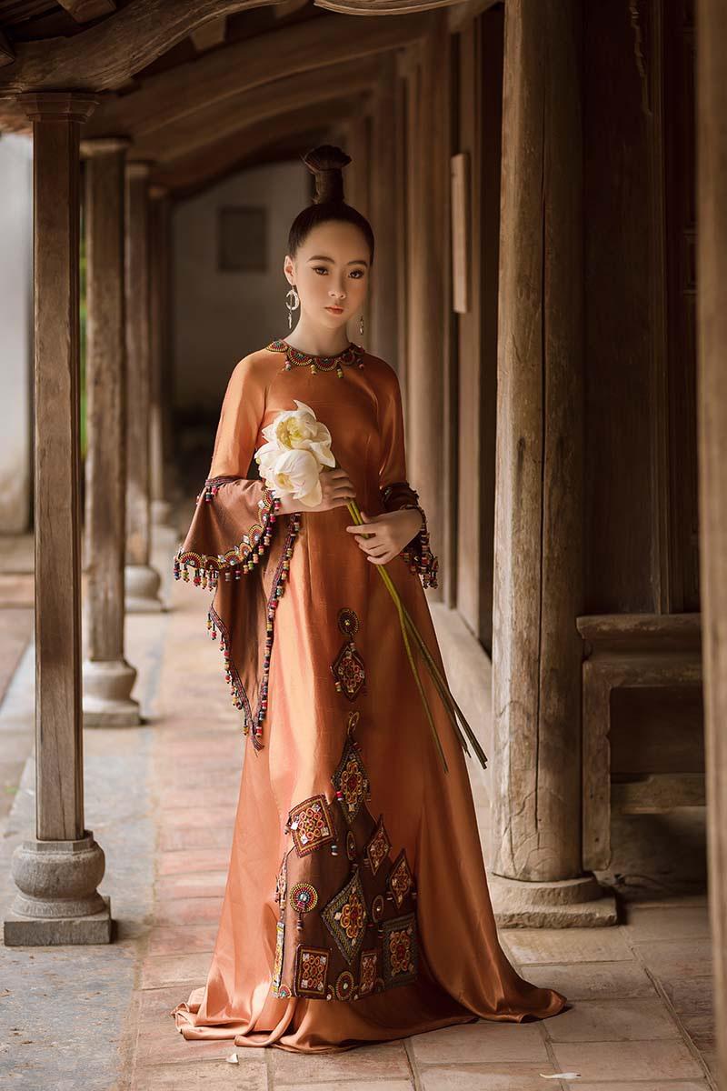 Bé gái Hà Nội xinh xắn, sở hữu thần thái chuẩn người mẫu - 5