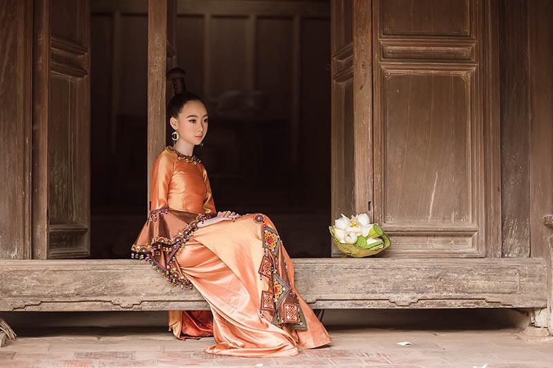 Bé gái Hà Nội xinh xắn, sở hữu thần thái chuẩn người mẫu - 6