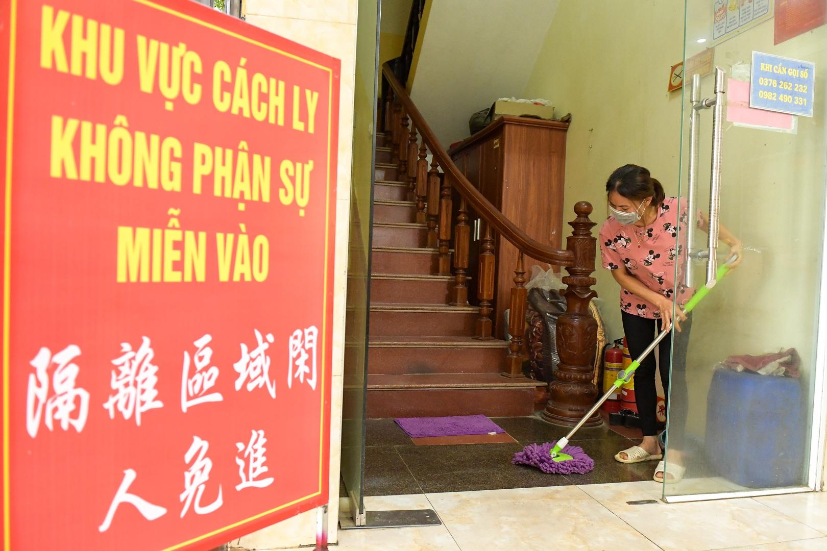 Cảnh bất thường ở khu cách ly đón thương lái Trung Quốc sang thu mua vải - 11