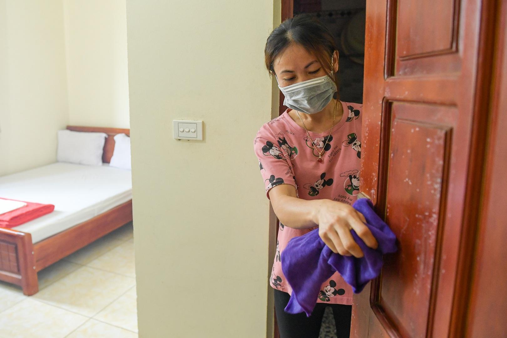 Cảnh bất thường ở khu cách ly đón thương lái Trung Quốc sang thu mua vải - 10
