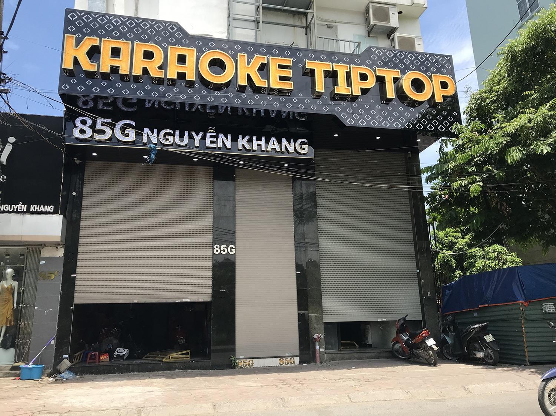 Quán karaoke tấp nập, nhộn nhịp trở lại sau chuỗi ngày ngủ đông - 3