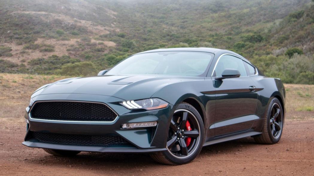 Ford bị kiện vì lỗi hộp số xe Mustang - 1
