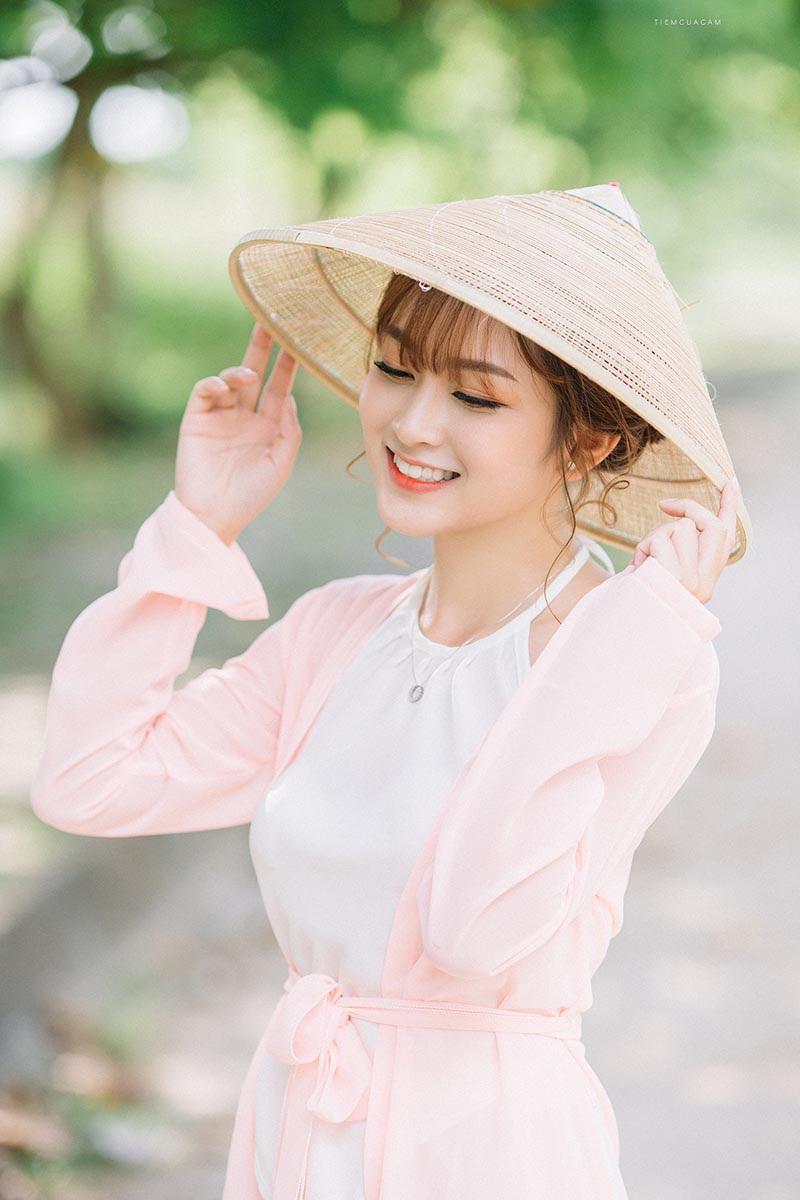 Nét duyên thầm của thiếu nữ quê quan họ Bắc Ninh trong bộ áo yếm - 3