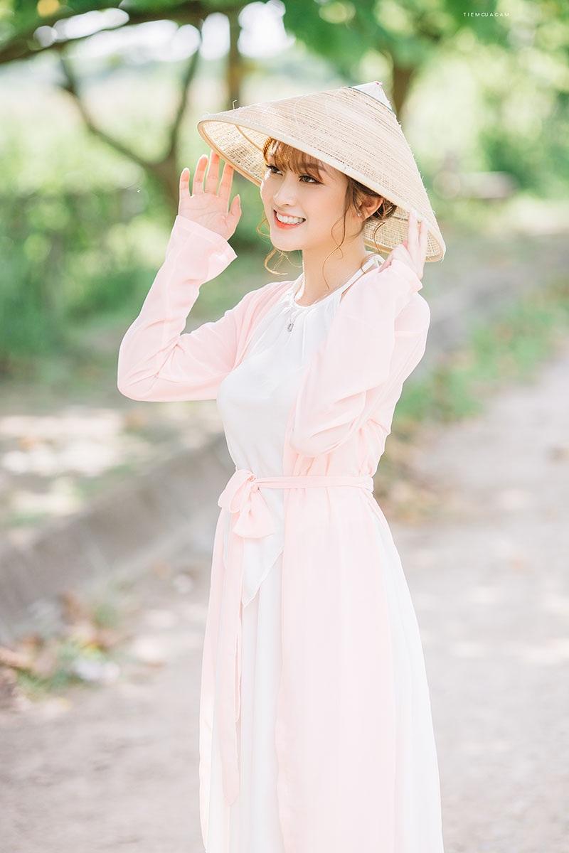 Nét duyên thầm của thiếu nữ quê quan họ Bắc Ninh trong bộ áo yếm - 5