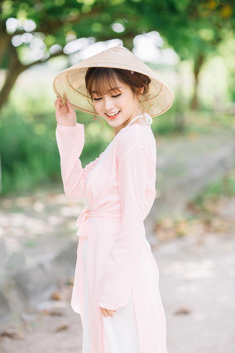 Nét duyên thầm của thiếu nữ quê quan họ Bắc Ninh trong bộ áo yếm - 6