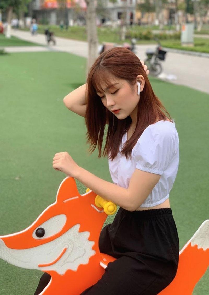 Nét duyên thầm của thiếu nữ quê quan họ Bắc Ninh trong bộ áo yếm - 9