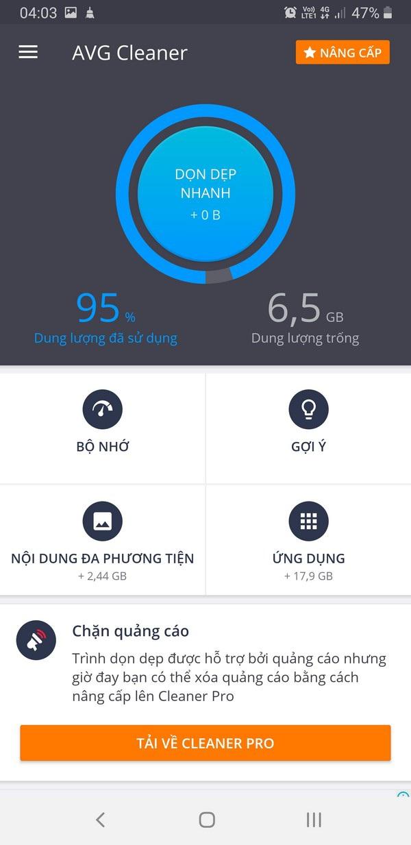 Ứng dụng dọn dẹp file rác giúp tiết kiệm dung lượng lưu trữ trên smartphone - 8