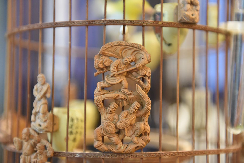 Cận cảnh bộ sưu tập lồng chim đắt đỏ giá 10 tỷ đồng của đại gia Việt - 6