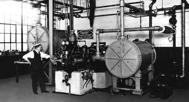 Bạn có biết: Máy điều hoà ban đầu không được chế tạo để dành cho người - 3