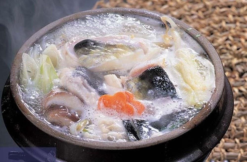 Những món ăn siêu kinh dị, có món ăn vào... dễ tử vong ở Hàn Quốc - 10