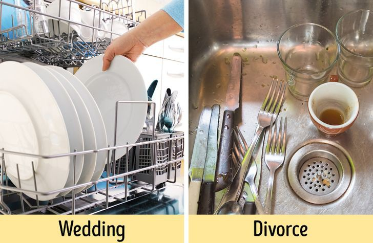 9 lý do kỳ lạ và ngớ ngẩn khiến các cặp đôi quyết định ly hôn - 1