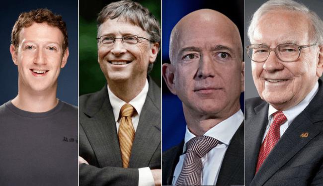 Bill Gates, Mark Zuckerberg được gia đình hỗ trợ thế nào để thành công? - 1