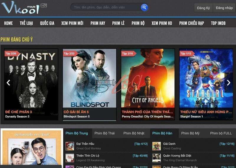 Thêm một trang web phim lậu lớn ở Việt Nam bị ngừng hoạt động - 1
