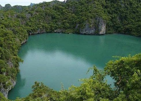 Hồ ma rộng 3.000m2 bỗng nhiên bốc hơi biến mất chỉ sau một đêm - 2