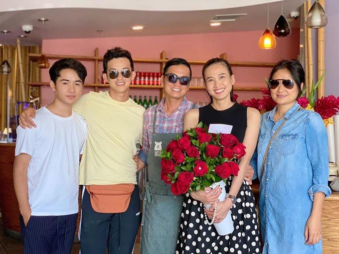 Tiết lộ bạn trai mới của Dương Mỹ Linh sau vài năm chia tay Bằng Kiều - 1
