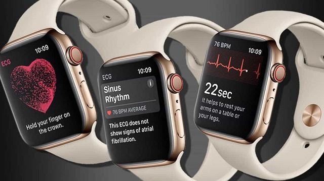 Apple Watch thế hệ mới có thể hỗ trợ phát hiện ca nhiễm Covid-19 - 2