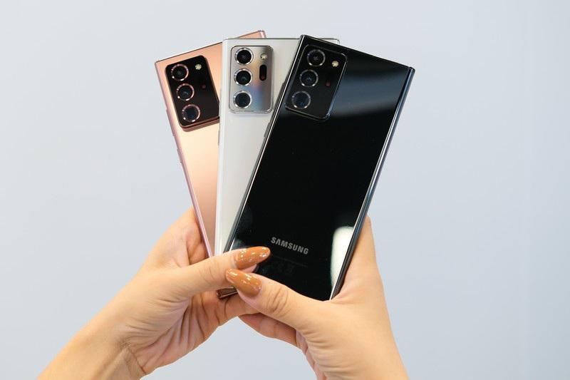 Chưa bán ra, Galaxy Note20 đã loạn giá tại Việt Nam - 2