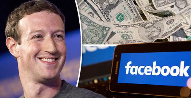 """Mark Zuckerberg """"bỏ túi"""" 5,3 tỷ USD trong một tuần, tài sản vượt 100 tỷ USD - 2"""