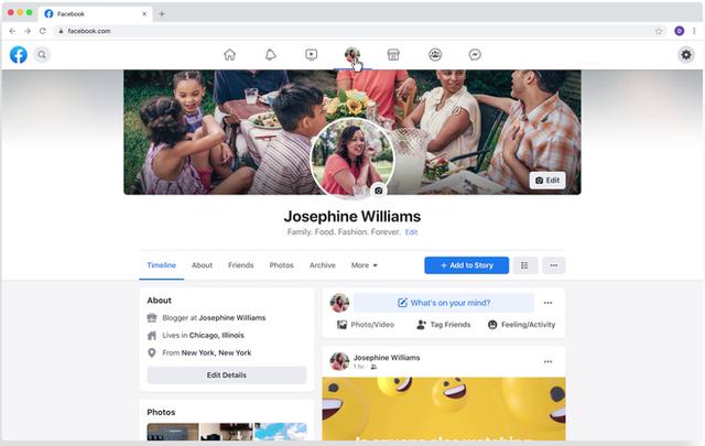 Facebook sẽ bỏ giao diện cũ vào tháng 9 - 2