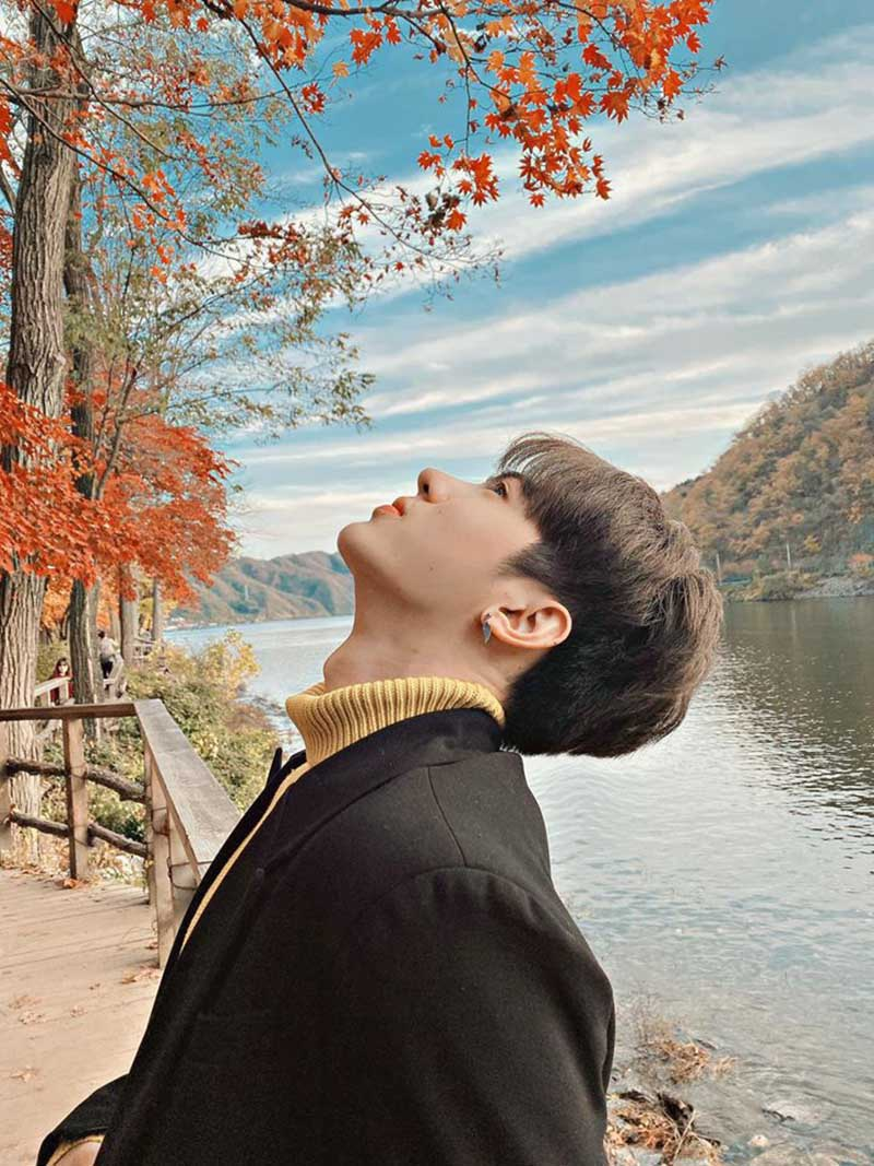 9X Việt du học Hàn Quốc đẹp trai như soái ca Kpop - 4