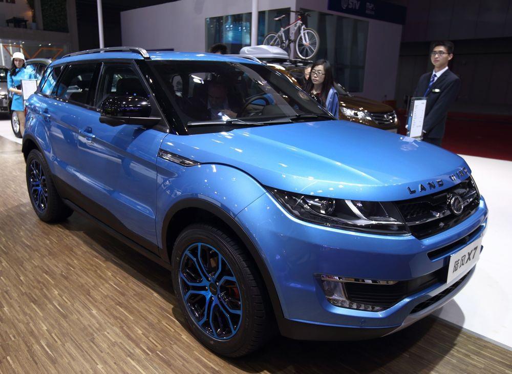 Điểm mặt những mẫu ô tô Trung Quốc bị tố đạo nhái - 11
