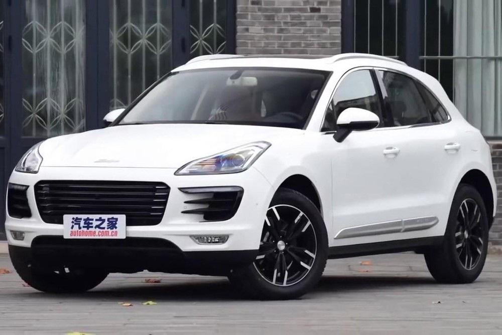 Điểm mặt những mẫu ô tô Trung Quốc bị tố đạo nhái - 23