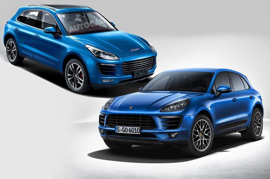 Điểm mặt những mẫu ô tô Trung Quốc bị tố đạo nhái - 24