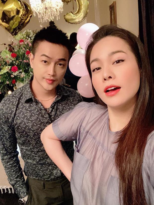 Lý Hùng thừa nhận rung động, mê mẩn nhan sắc Nhật Kim Anh - 6