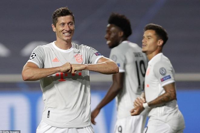 Trận thảm bại 2-8 của Barcelona dẫn đầu top xu hướng tìm kiếm tuần qua - 1