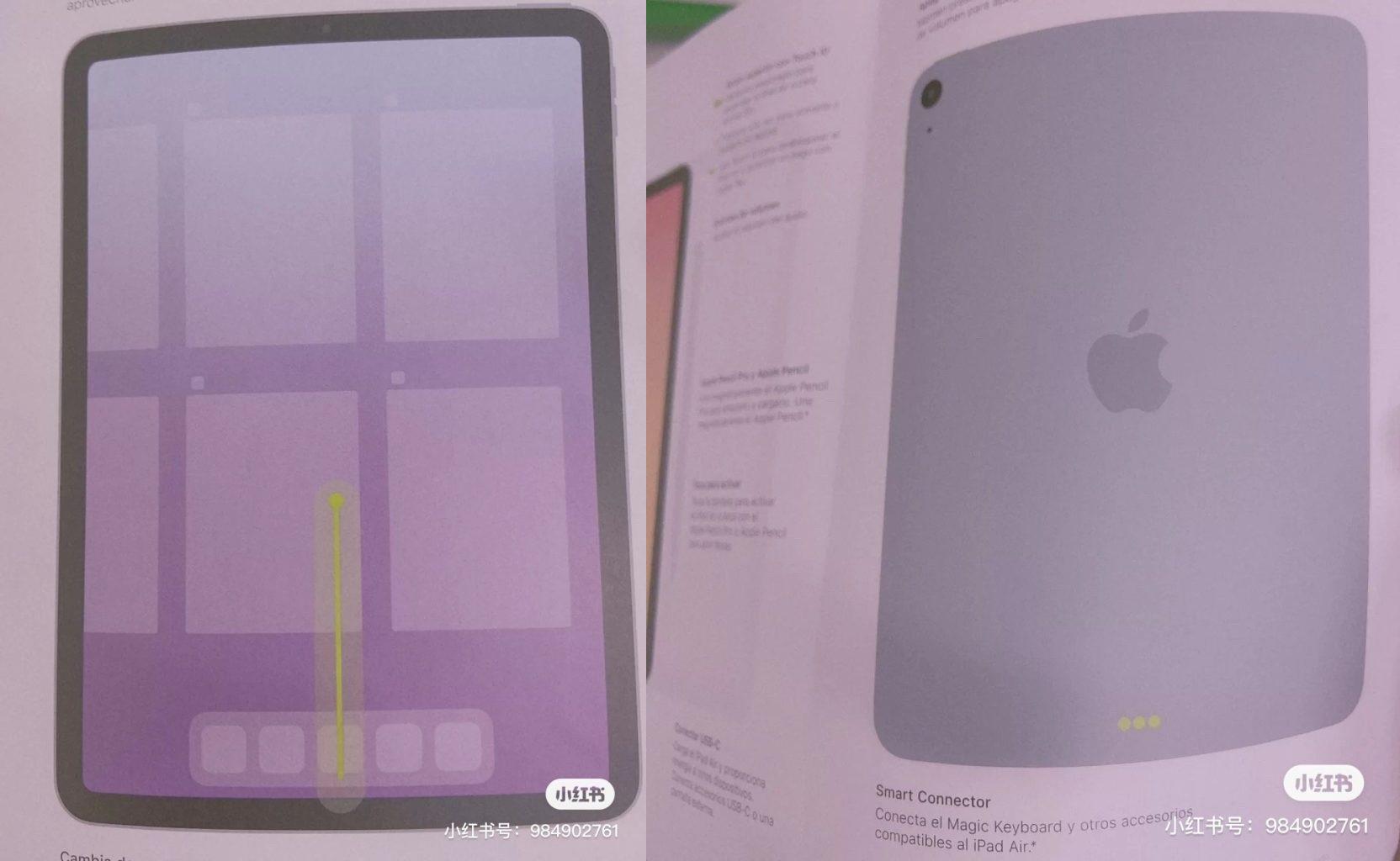 Lộ ảnh thiết kế iPad Air 4 với viền màn hình mỏng - 1