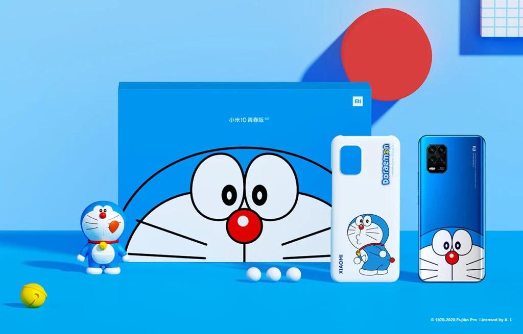 Xiaomi ra mắt chiếc smartphone đặc biệt kỷ niệm 50 năm chú mèo máy Doraemon - 1