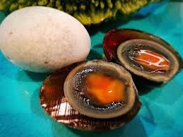 Món trứng thế kỷ 1.000 năm ở Trung Quốc - 3