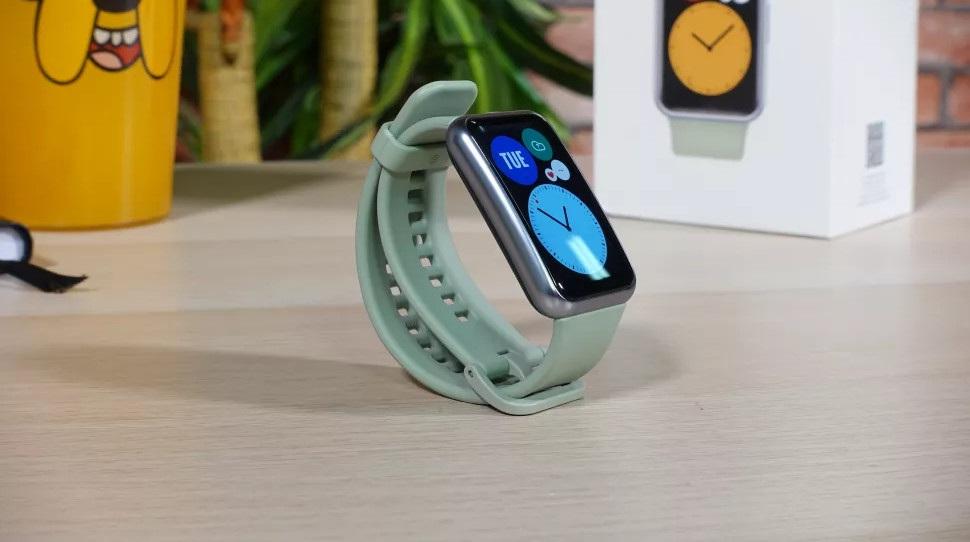 Huawei ra mắt đồng hồ giống Apple Watch tại IFA 2020 - 1