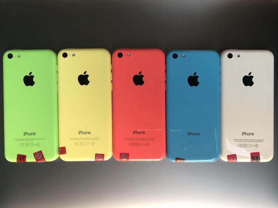 iPhone 5C giá hơn 300.000 đồng tràn lan tại Việt Nam, đừng mua - 1