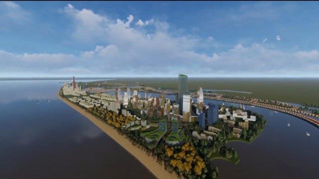 Siêu dự án của đại gia Phát dầu tại Thái Bình khủng thế nào? - 1