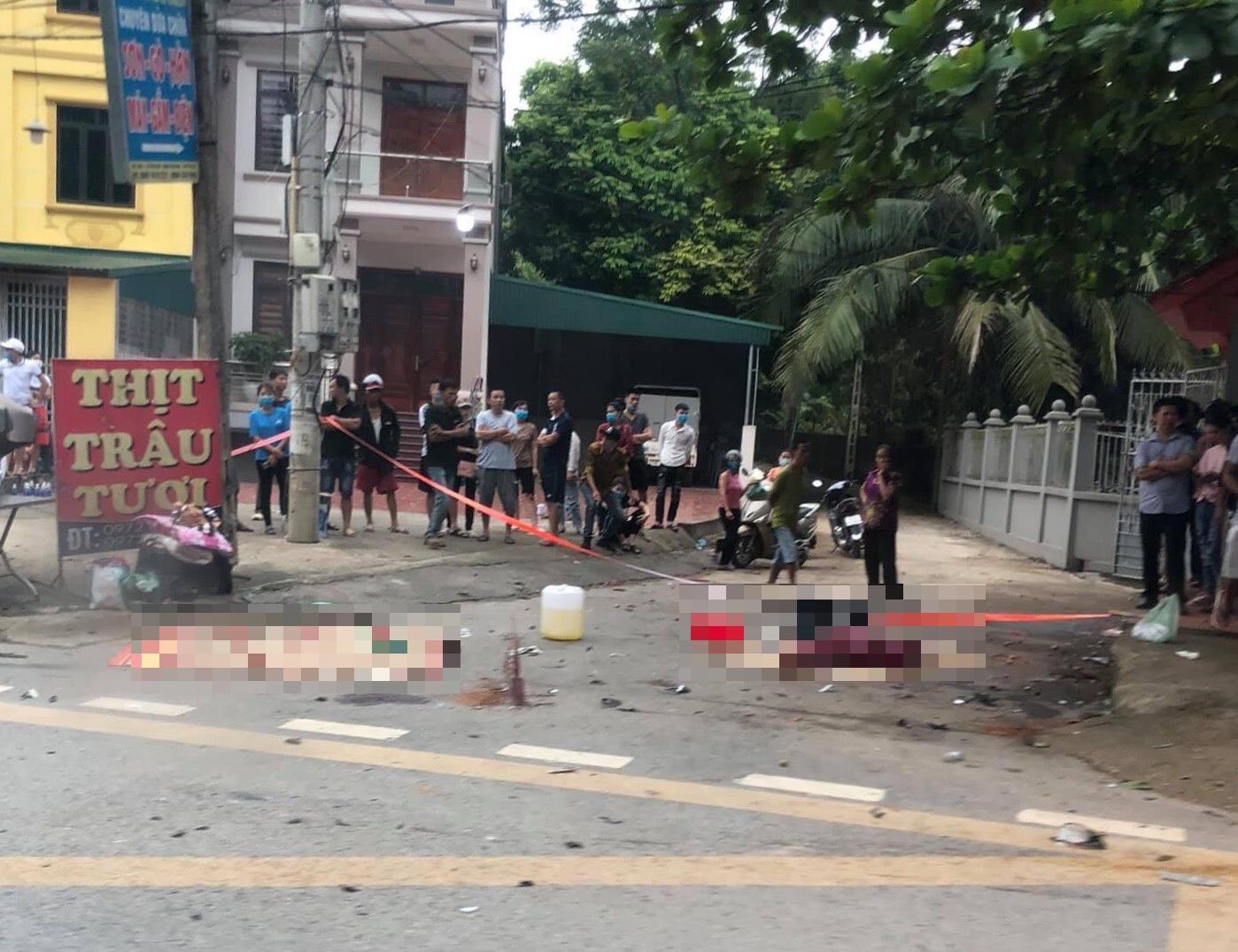 Tài xế liên quan vụ tai nạn khiến 3 phụ nữ tử vong đã ra trình diện - 1