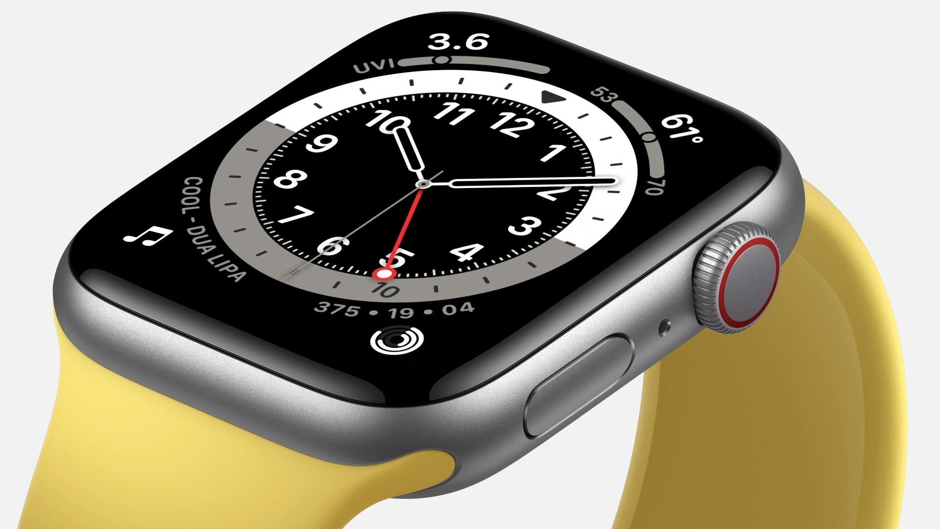 5 năm từ con số 0, Apple Watch khiến các ông lớn toát mồ hôi như thế nào? - 8
