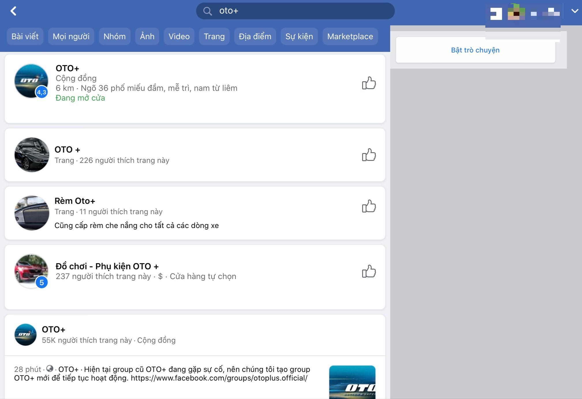 """Hàng loạt hội nhóm, fanpage lớn trên Facebook ở Việt Nam bị """"xóa sổ"""" - 2"""